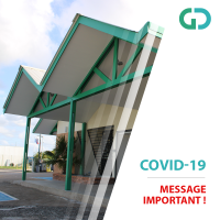 Important : Infos Covid-19